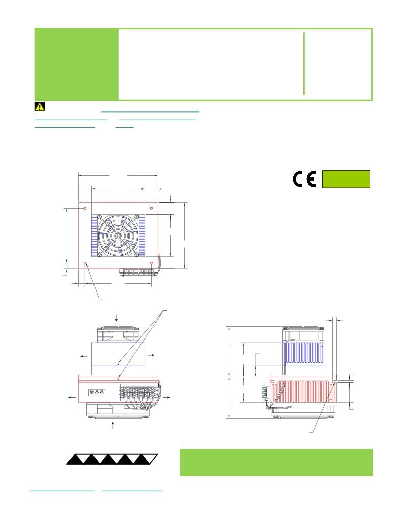 AC-027 dimensions