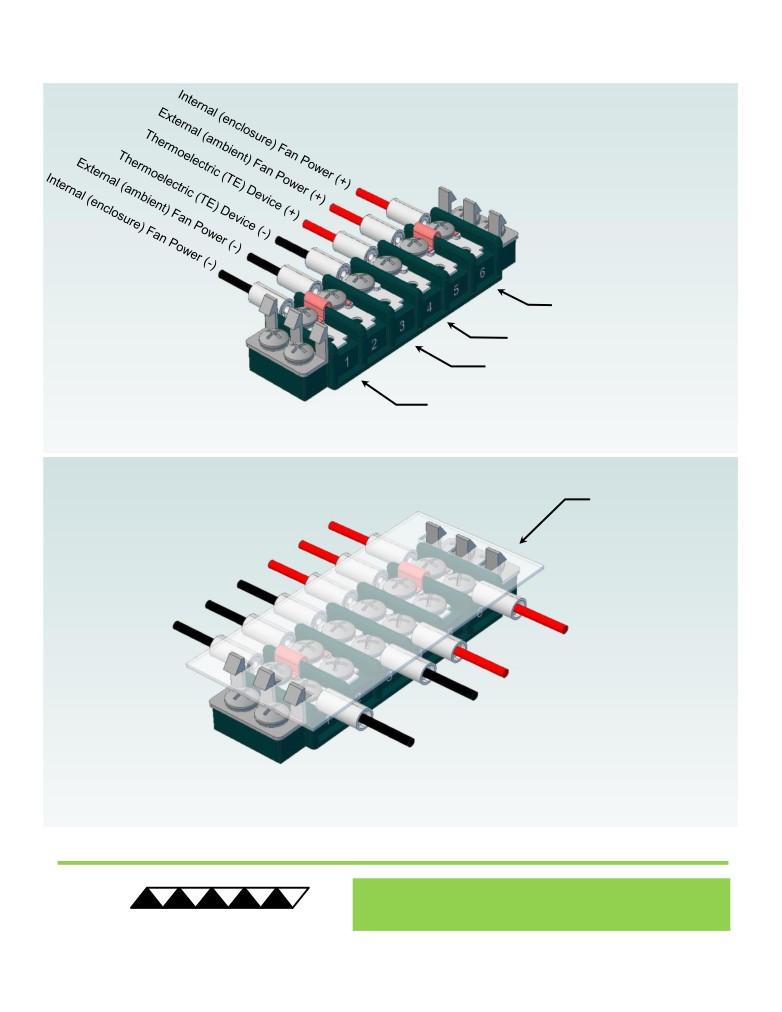 AC-073 temperature controller wiring