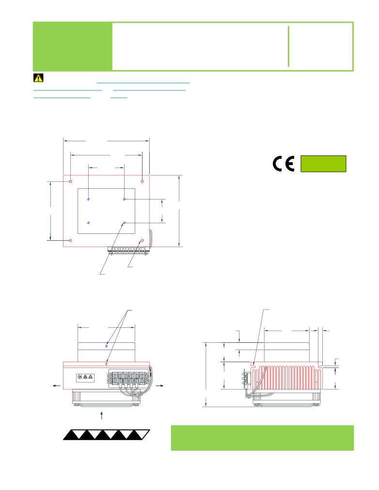 CP-036HT dimensions
