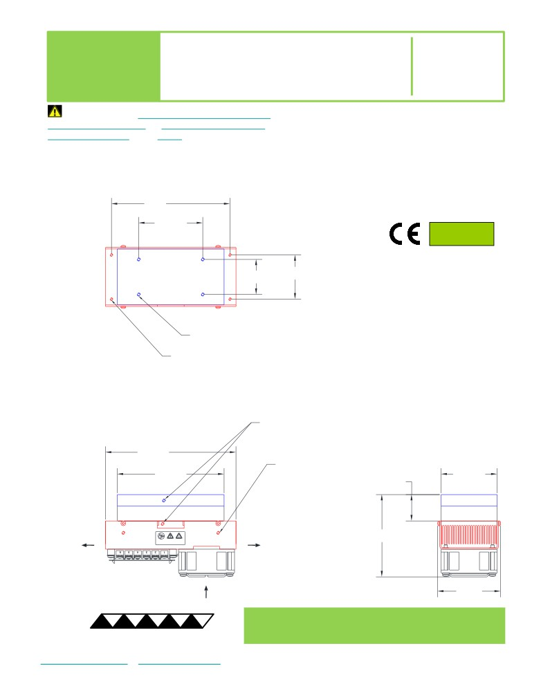 CP-040HT dimensions