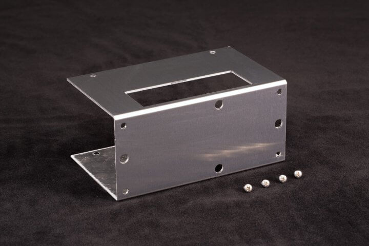 CP-040HT TT Mounting Bracket Bottom