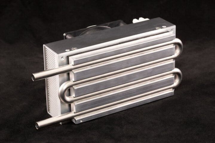 LC-066SS Stainless Steel Thermoelectric Peltier Liquid Cooler